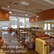 USI McDonald West Rec Center