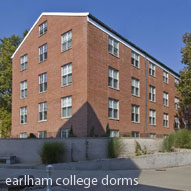 Earlham College Dorms
